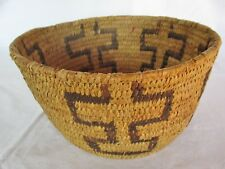 SW Native American Indian Woven Basket