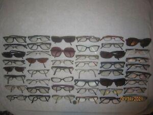 Mix Lot of 47 Arden-DKNY-Liz Claiborne-Anne/Calvin Klein-Ralph Lauren Eyeglasses