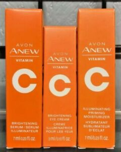 Vitamin C Trial Size Trio