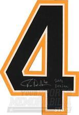 Tuukka Rask Boston Bruins Signed Autographed 2014 Vezina Away Jersey Number
