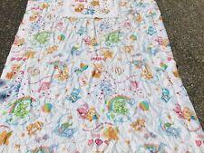 Vintage Carebears Full Comforter Curtains Pillow Sham
