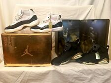 NIKE AIR JORDAN AUTHENTIC LE DEFINING MOMENTS PACKAGE SIZE 7.5Y