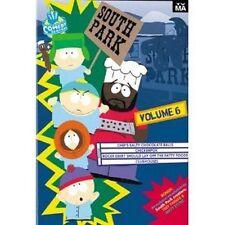 South Park - Set 6 (DVD, 1999) WORLDWIDE SHIP AVAIL!