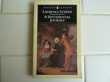 A Sentimental Journey Through France and Italy by Laurence Sterne (Paperback,...