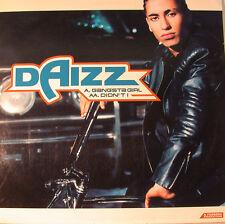 """DAIZZ - GANSTA GIRL & NO I 12"""" MAXI (K845)"""