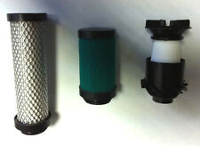 Filtration Unit Elements - 3 Stage Air Filter Elements