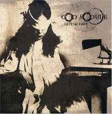 God Module LET 'S GO DARK CD 2007 (Metropolis Records)
