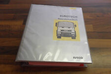 Iveco Reparaturhandbuch Ordner von 18 t - 44 t Eurotech