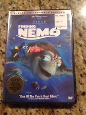 Finding Nemo (Dvd,2003,2-Disc)New Authentic Disney Us Release Buena Vista Stamp