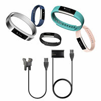 USB Charger Charging Cable for Fitbit Alta Wristband Activity Tracker Fitness UK