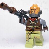 Star Wars LEGO® Klatooinian Raider with Neck Armor The Mandalorian Minifig 75254