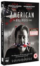 DVD:THE AMERICAN BILL HICKS STORY - NEW Region 2 UK