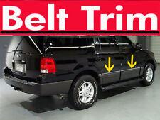 Ford EXPEDITION CHROME SIDE BELT TRIM DOOR MOLDING 2003 2004 2005 2006**
