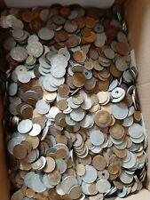 lot de 100 pièces de monnaies Française + cadeau
