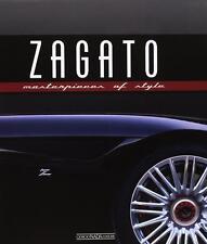 Zagato - Masterpieces of Style (Alfa Romeo Ferrari Lancia Car Design) Buch book