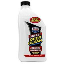 Lucas Oil 10873;For Diesel; Particulate Filter Cleaner And Power Booster; 2 CANS