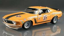 PARNELLI JONES ACME 1970 YELLOW FORD MUSTANG BOSS 302 TRANS AM CHAMPION 1:18 GMP