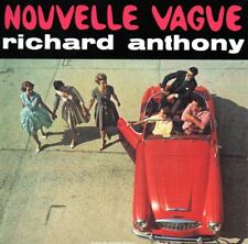CD Single Richard ANTHONY Nouvelle vague EP REPLICA 4-track CARD SLEEVE pochette