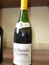 Puligny Montrachet  1975 Folatieres
