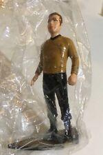 Vintage 1991 Star Trek Action Figure, Captain Kirk, Hamilton, Sealed in Bag