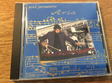 Alex Jacobowitz - Aria [CD Album]  Xylophon  Marimbaphon Klezmer Autogramm