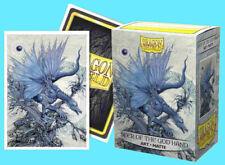 100 DRAGON SHIELD SEER OF THE GOD HAND STANDARD ART MATTE Card Sleeve deck 12038