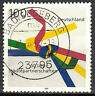 1917 Vollstempel gestempelt Bad Segeberg BRD Bund Deutschland Jahrgang 1997