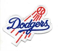 MLB Los Angeles Dodgers LA Baseball P69 Embroidered Iron on Patch High Quality