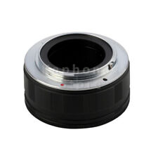 Adjustable Macro to Infinity Lens Adapter Suit For M42 Mount to Canon EOS M50 M6