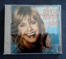 OLIVIA NEWTON-JOHN CD SINGLE - I HONESTLY LOVE YOU 2 VERSIONS