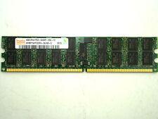 Hynix Samsung 4GB (1x4GB) ECC RAM HYMP151P72CP4-S6 AB-C PC2 6400P-666-12 #TRAY 1