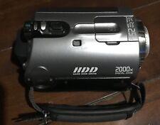 SONY HANDYCAM DCR-SR82 60GB HD Touchscreen 25x Zoom Camcorder Carl Zeiss Optics