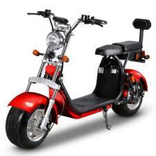 E-Scooter e Scooter elettrico Monopattino 1500W 40aH 35km/h 2sit 90km