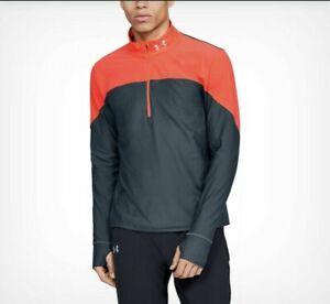 Under Armour Men's UA Qualifier Half Zip Pullover 1326595 size XL