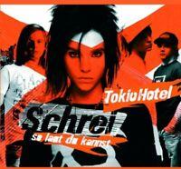 TOKIO HOTEL = Schrei so Laut Du Kannst = CD = POP ROCK