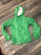 Sierra Designs Hurricane Rain Windbreaker Jacket Women's Medium Nice
