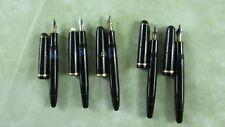5 MontBlanc Füller