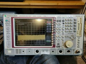 Rohde&Schwarz FSEA Spectrum Analyser 1065.6000.30 20hz 3.5GHz