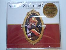 ZUCCHERO # Live In Italy # MINT (2CD+2DVD)