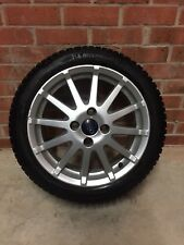 "Ford Fiesta Zetec S 16"" Alloy Wheel and Tyre"