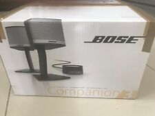 BOSE COMPANION 3 SERIE II MULTIMEDIA SPEAKER SYSTEM