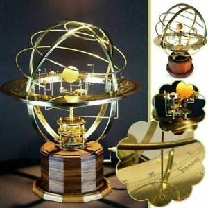 Grand Orrery Model Of The Solar System Home Room Decoration Living Bedroom Gift