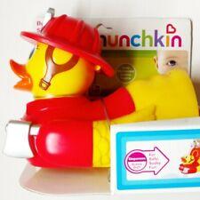Munchkin Spout Guard Duck Fireman Design for bubble bath child protection