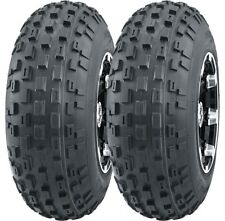 Set 2 New Sport Atv Tires 21x7-10 21x7x10 21-7-10 4Pr 10015 Fast Us Shipping