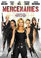 Mercenaries (DVD) DISC & ARTWORK ONLY NO CASE UNUSED CONDITION SHIPS FAST