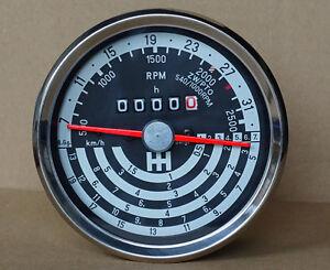 Traktormeter für IHC - McCormick 554 624 633 644 654 844 S Schlepper Traktor IH2