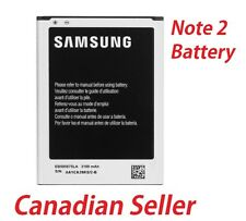 New SAMSUNG GALAXY NOTE 2 II Battery Replacement EB595675LA EB595675LU N2