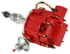 Ford 351C 351M 400 429 460 HEI Distributor 65,000 Volt Coil 7500 RPM Module Red