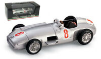 Brumm R072 Mercedes W196 #8 1955 - Juan Manuel Fangio World Champion 1/43 Scale