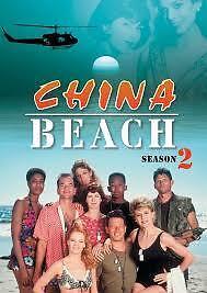 China Beach Season 2 DVD - SERIES TWO - AUSTRALIA - BRAND NEW & SEALED